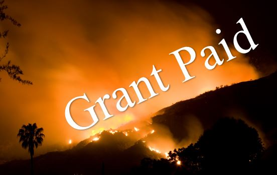 disaster grant