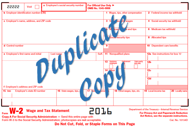 Our February White Paperduplicate Forms W 2 Thepayrolladvisor