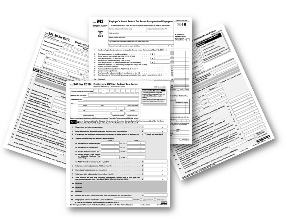 Irs Publications And Forms Thepayrolladvisor